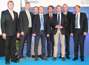 Dr. Hortmann-Scholten, Schwennen, Bernd Bröring, Dr. Grau, Heger, Hendrik Bröring, Prof. Dr. Haunhorst