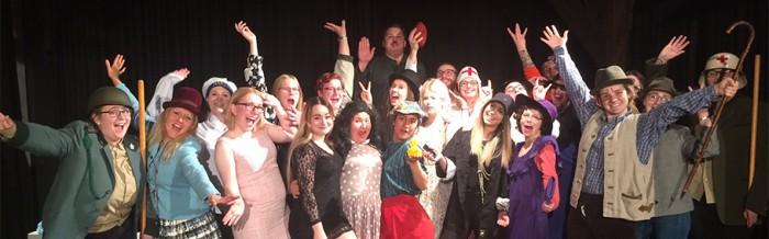 Fachschüler erleben Theaterpädagogik