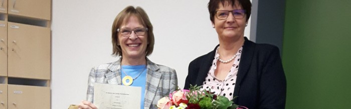 Langjährige Personalratsvorsitzende Wilma Bocklage in den Ruhestand verabschiedet
