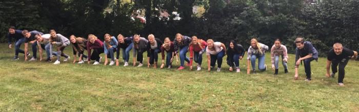 Die Berufsfachschule Ergotherapie startet mit 24 Schülerinnen und Schülern