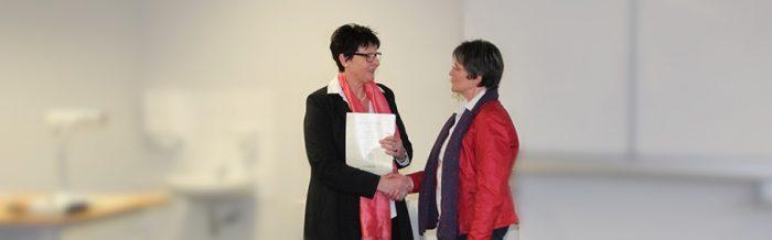 Stellvertretende Schulleiterin in den Ruhestand verabschiedet