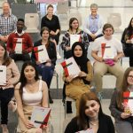 Justus-von-Liebig-Schule entlässt 22 staatlich geprüfte Pflegeassistentinnen und Pflegeassistenten